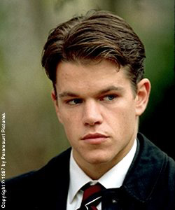Young count leo tolstoy dead programmer 39 s cafe for Matt damon young