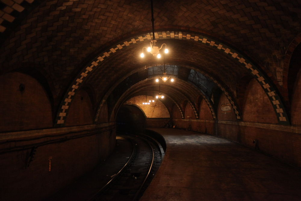 old city hall station